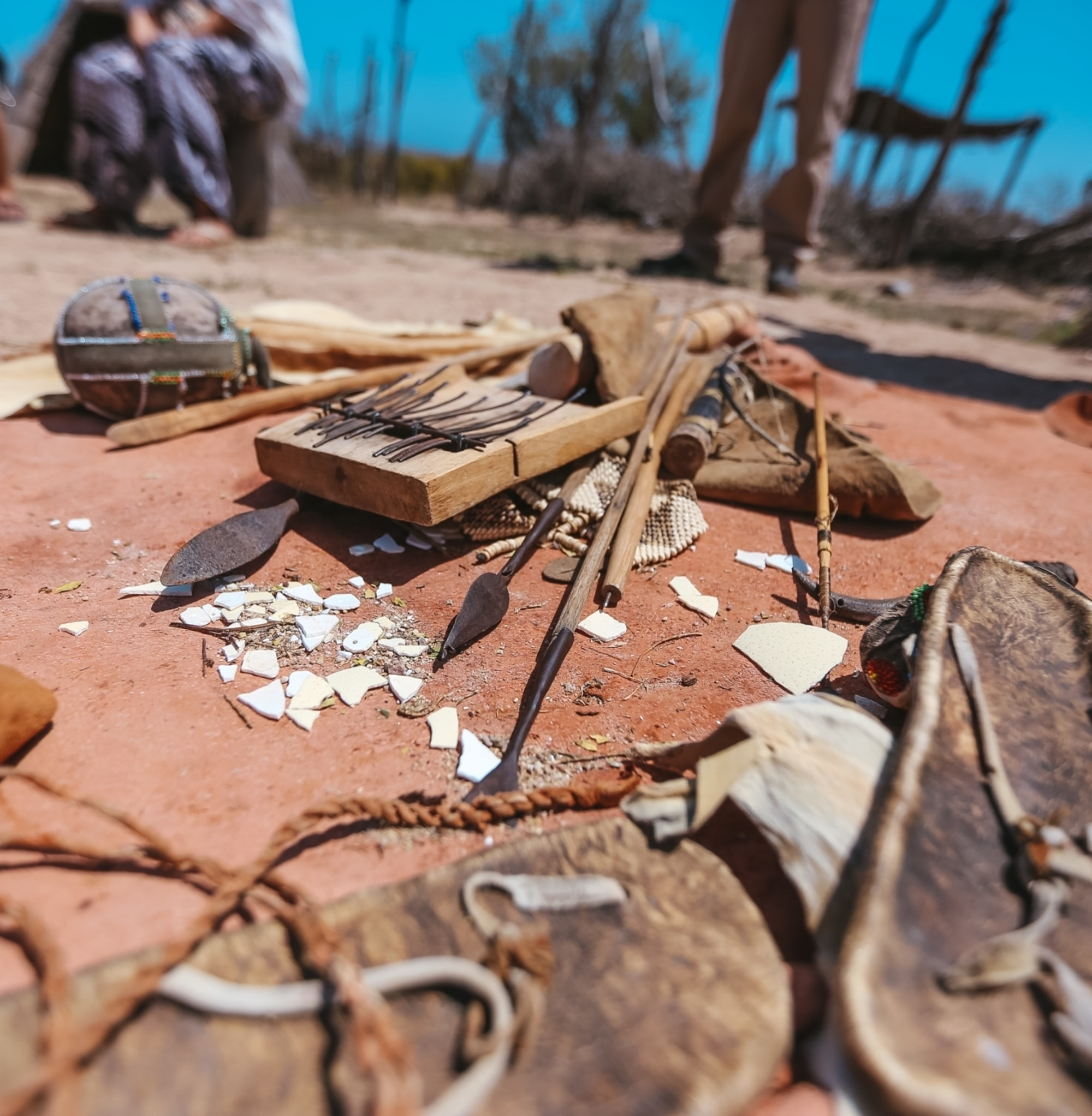 Khwa ttu San Culture education centre