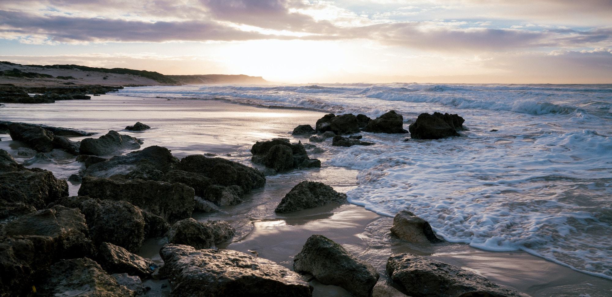 Mitchells Plain Ocean Scenery 2