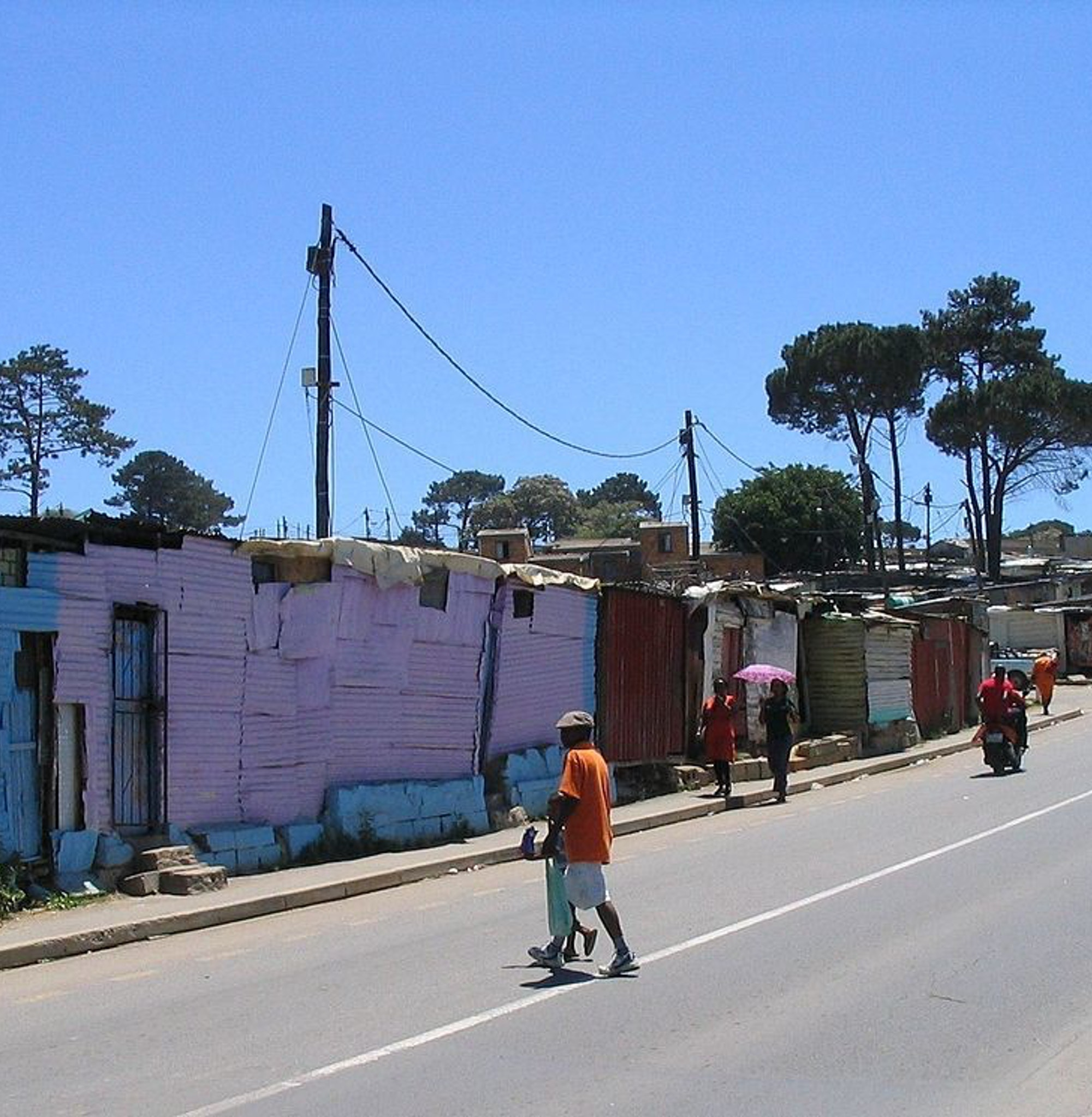 Streets of Kayamandi 10
