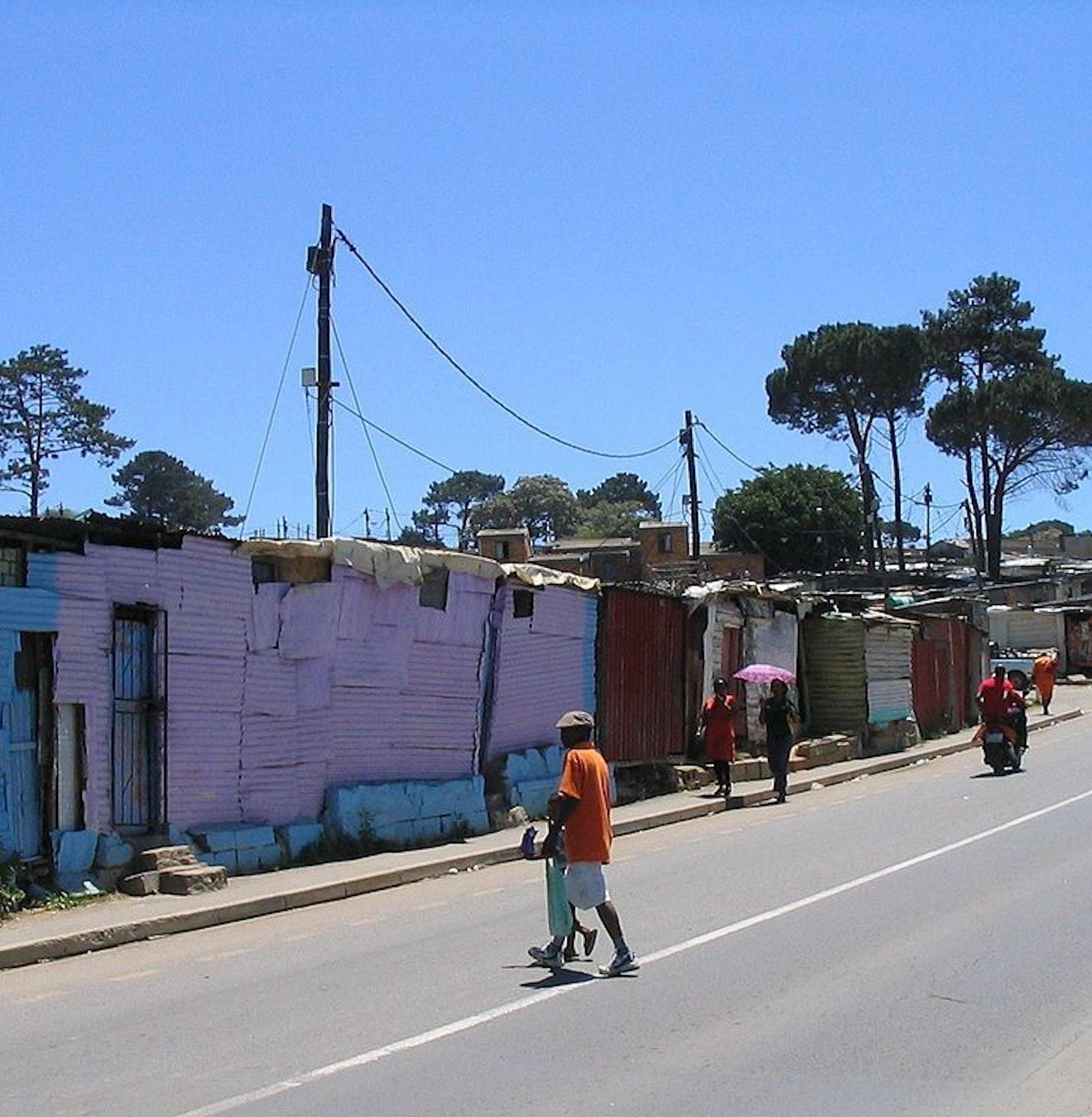 Streets of Kayamandi 10