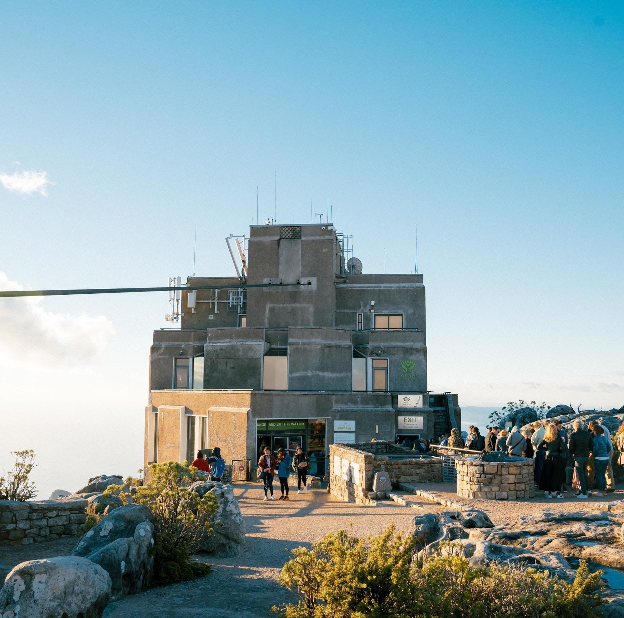 Table Mountain Cape Town Tourism 3