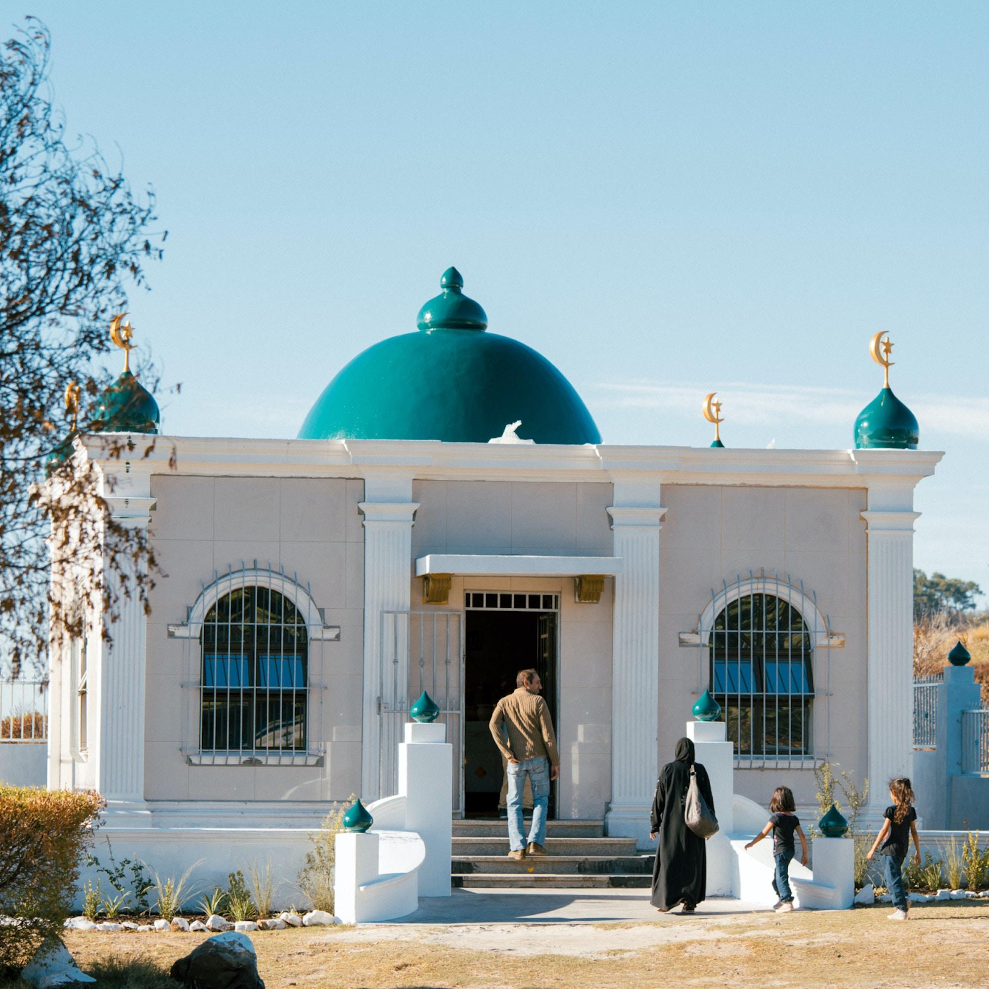 The Kramat of Sheikh Mohammed Hassen Ghaibie Shah al Qadri on Signal Hill