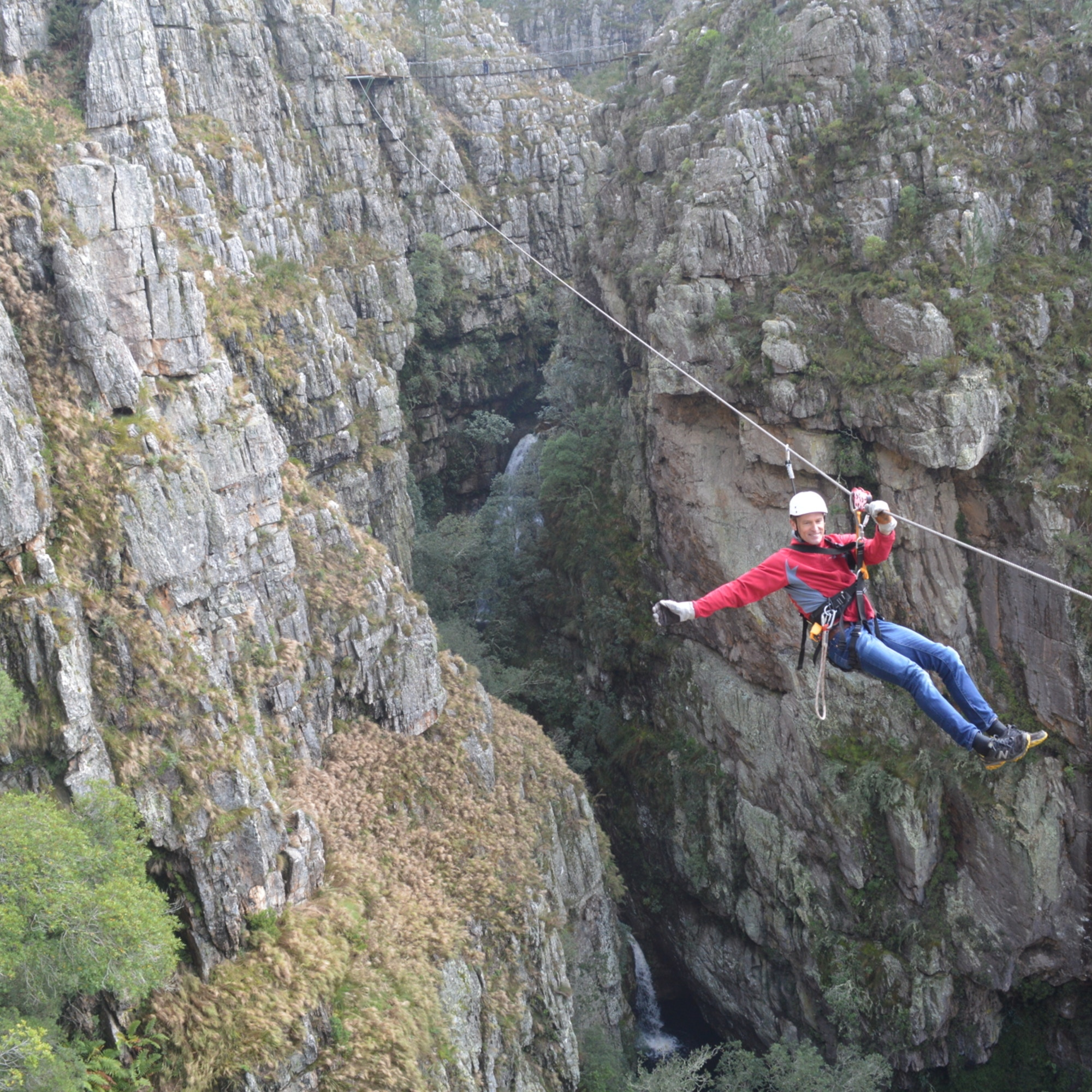 Cape Canopy Tour 13