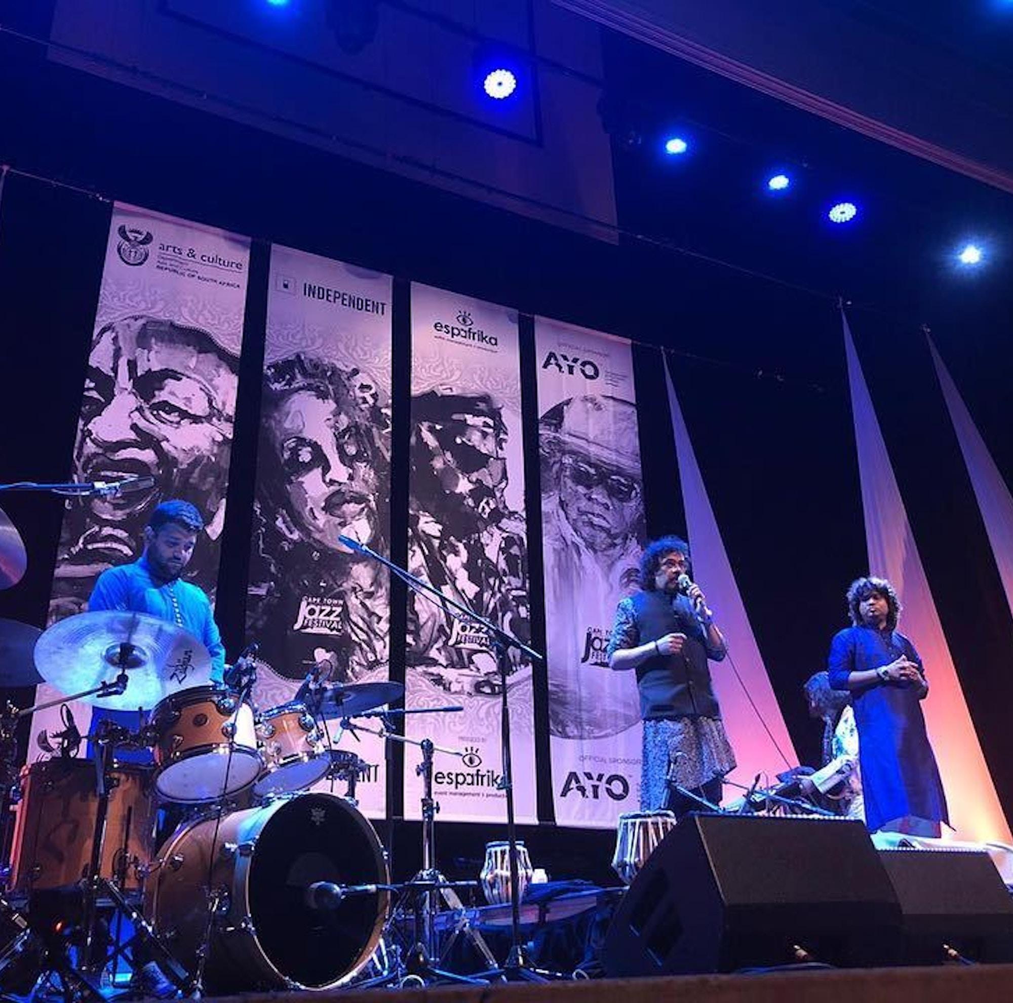 Cape Town Intl Jazz Fest 4