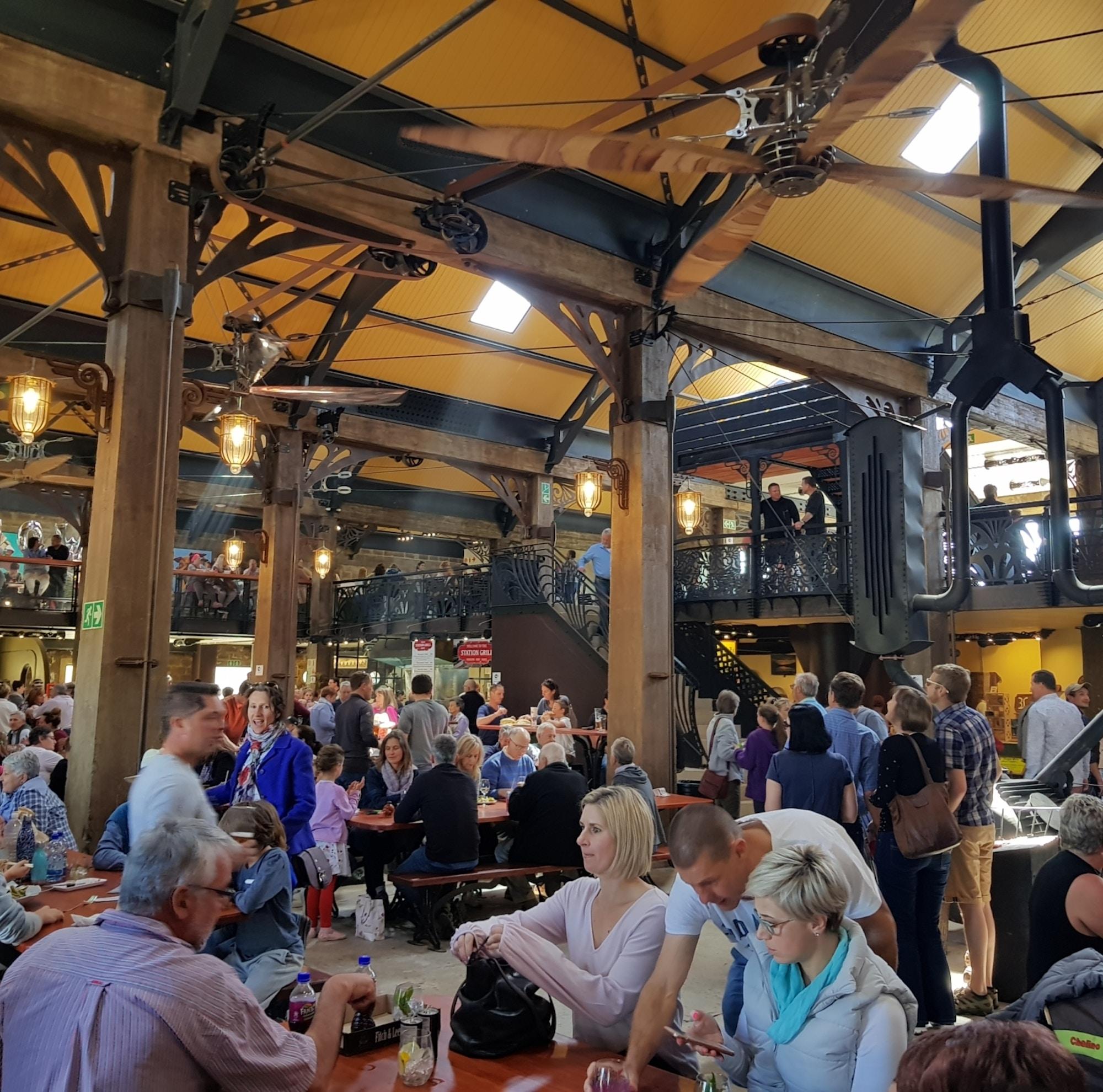 Elgin Railway Market 5