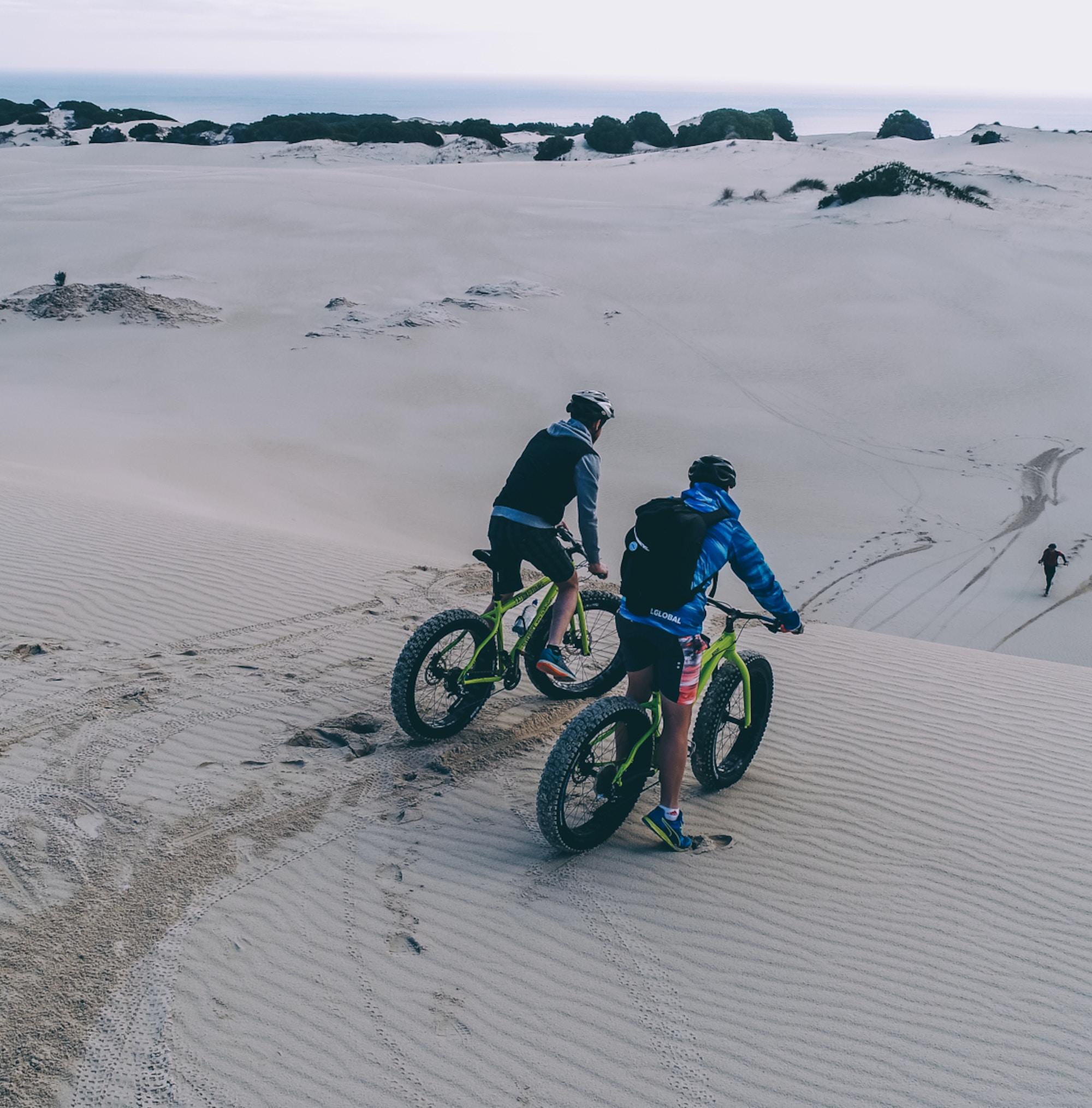 Fat Biking in the dunes of Gansbaai jpg discoverctwc