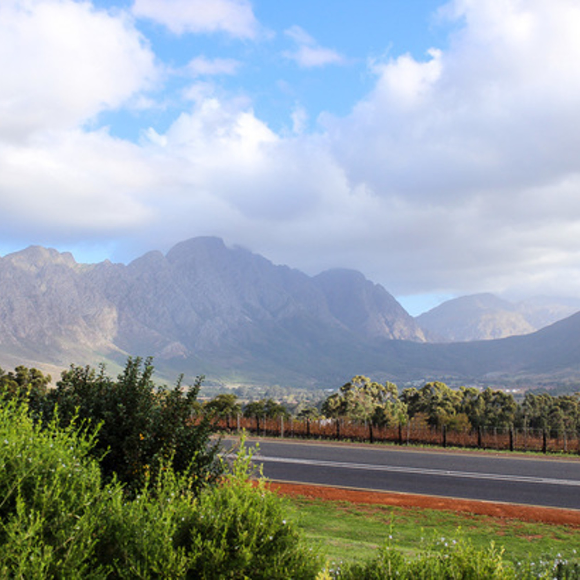 Franschhoek views
