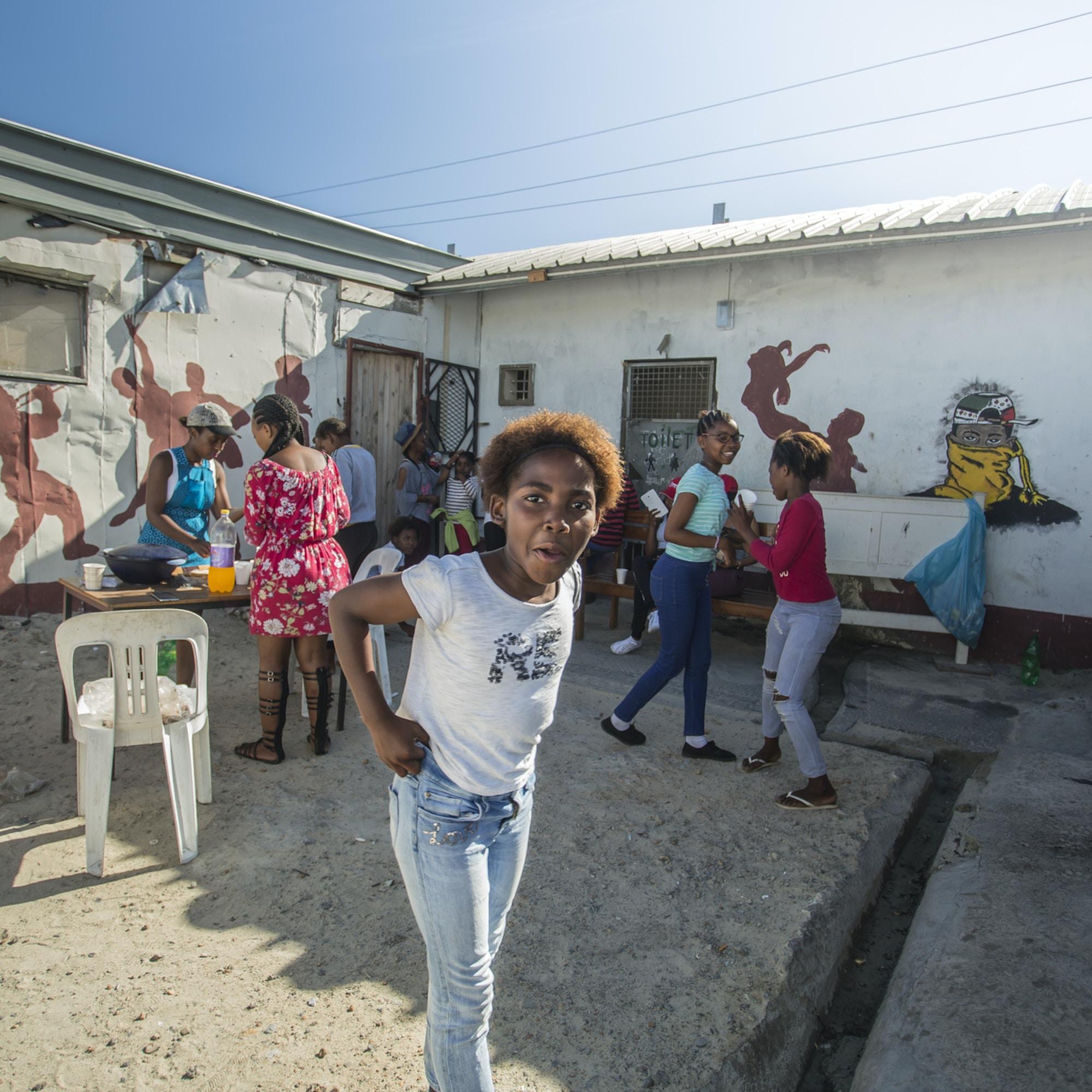 Makukhanye Art Room Khayelitsha
