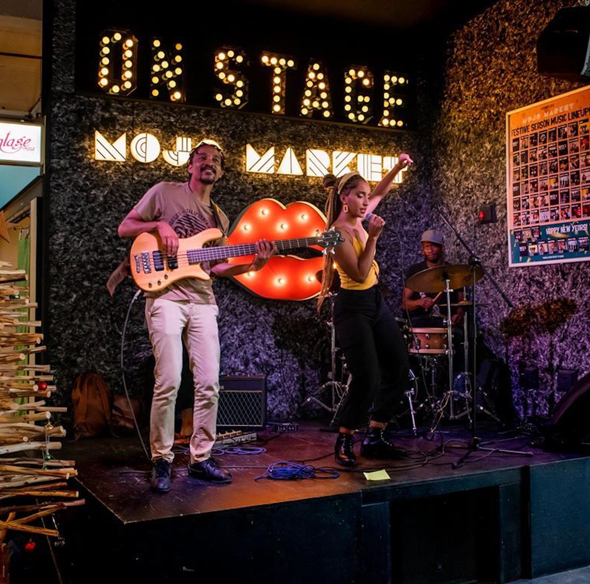 Mojo Market Music
