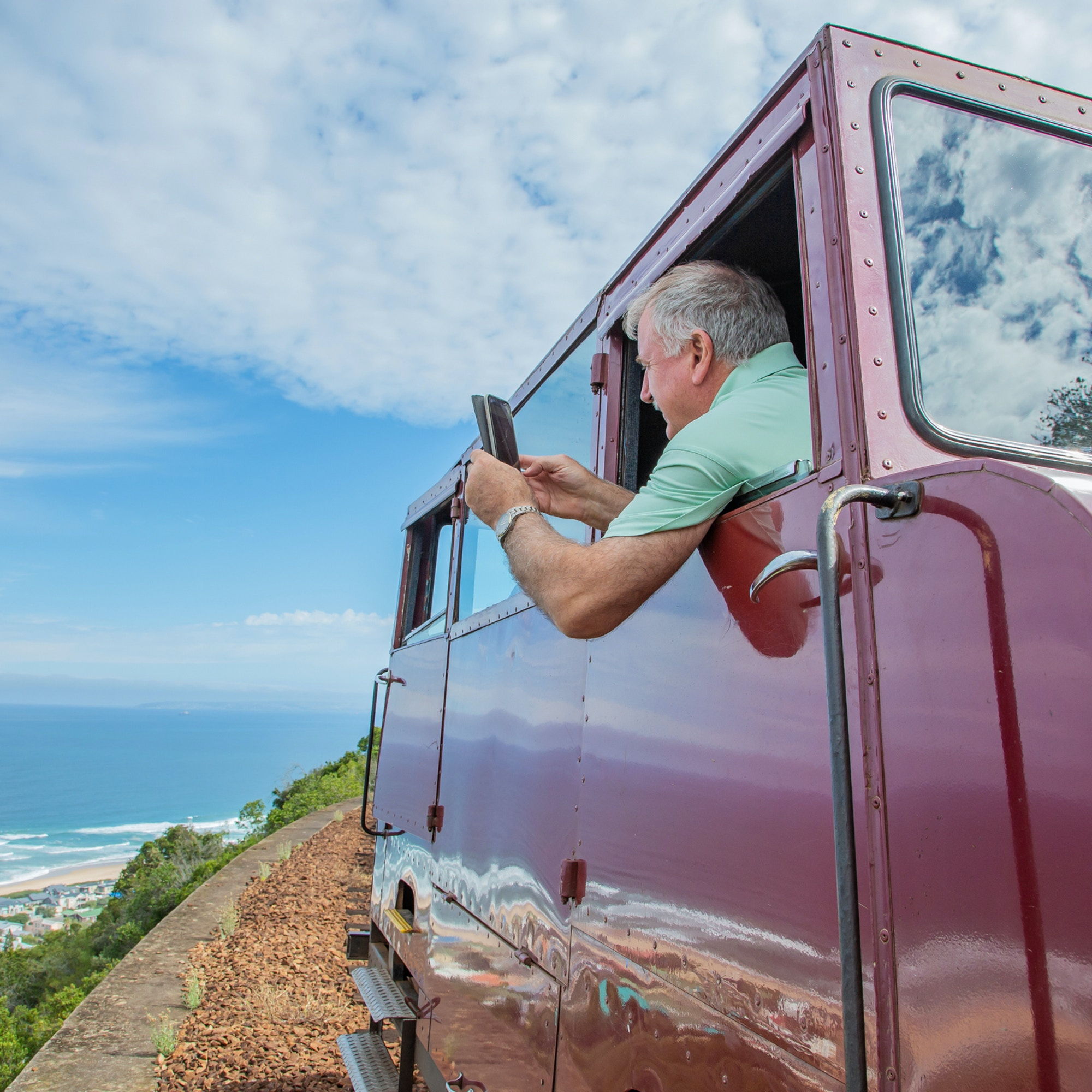 Outeniqua Power Van 4 credit George Tourism