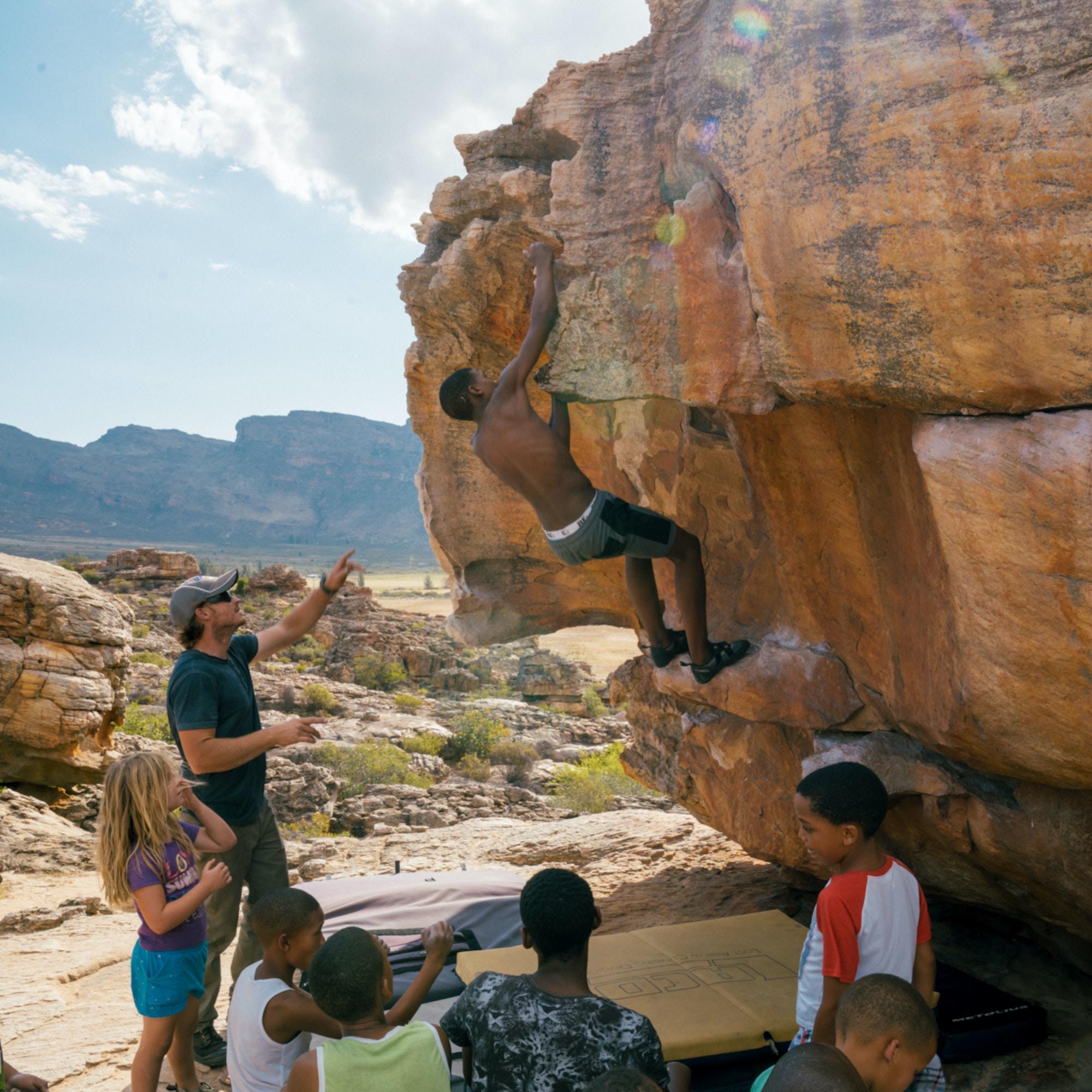 Rocklands Bouldering 1