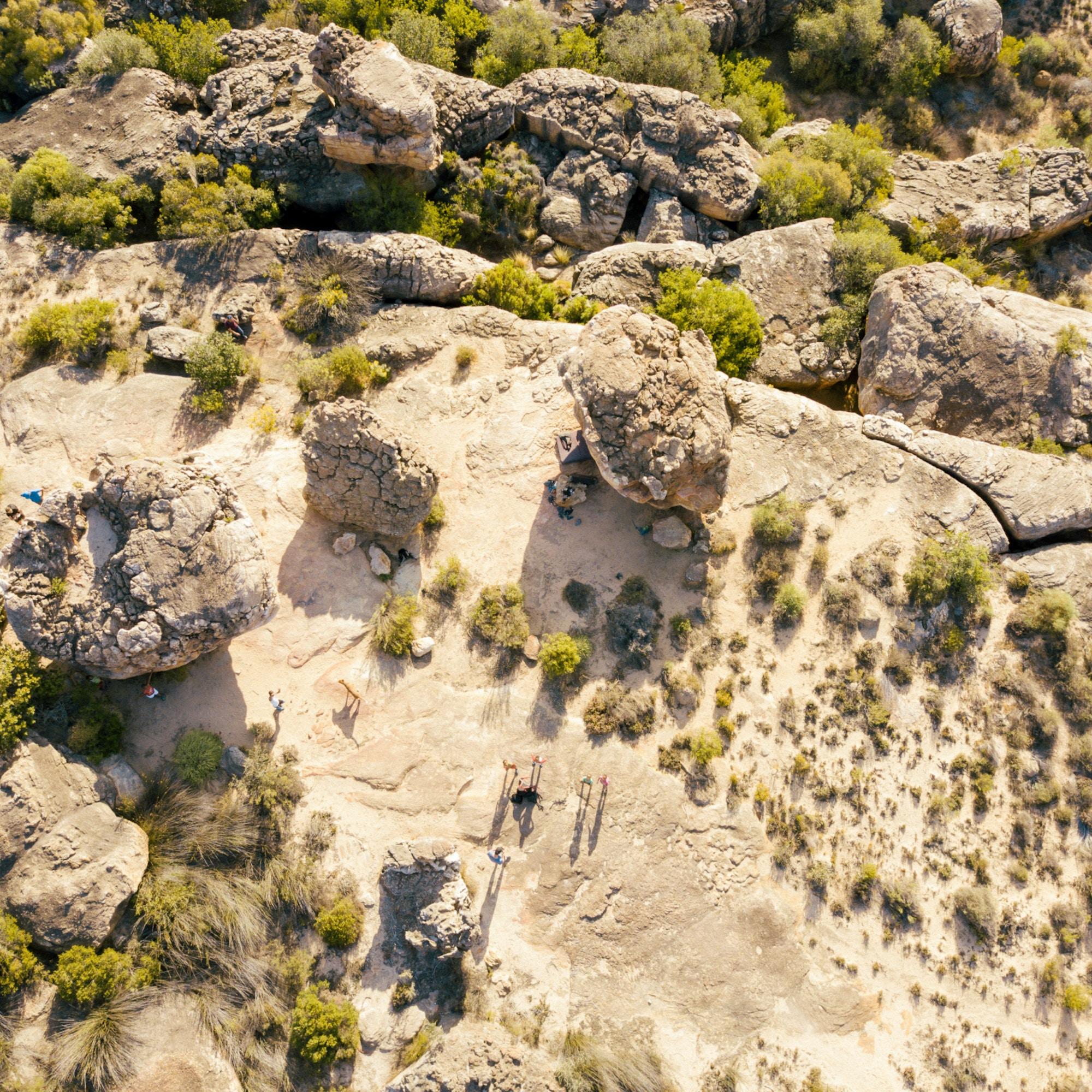 Rocklands Bouldering 3