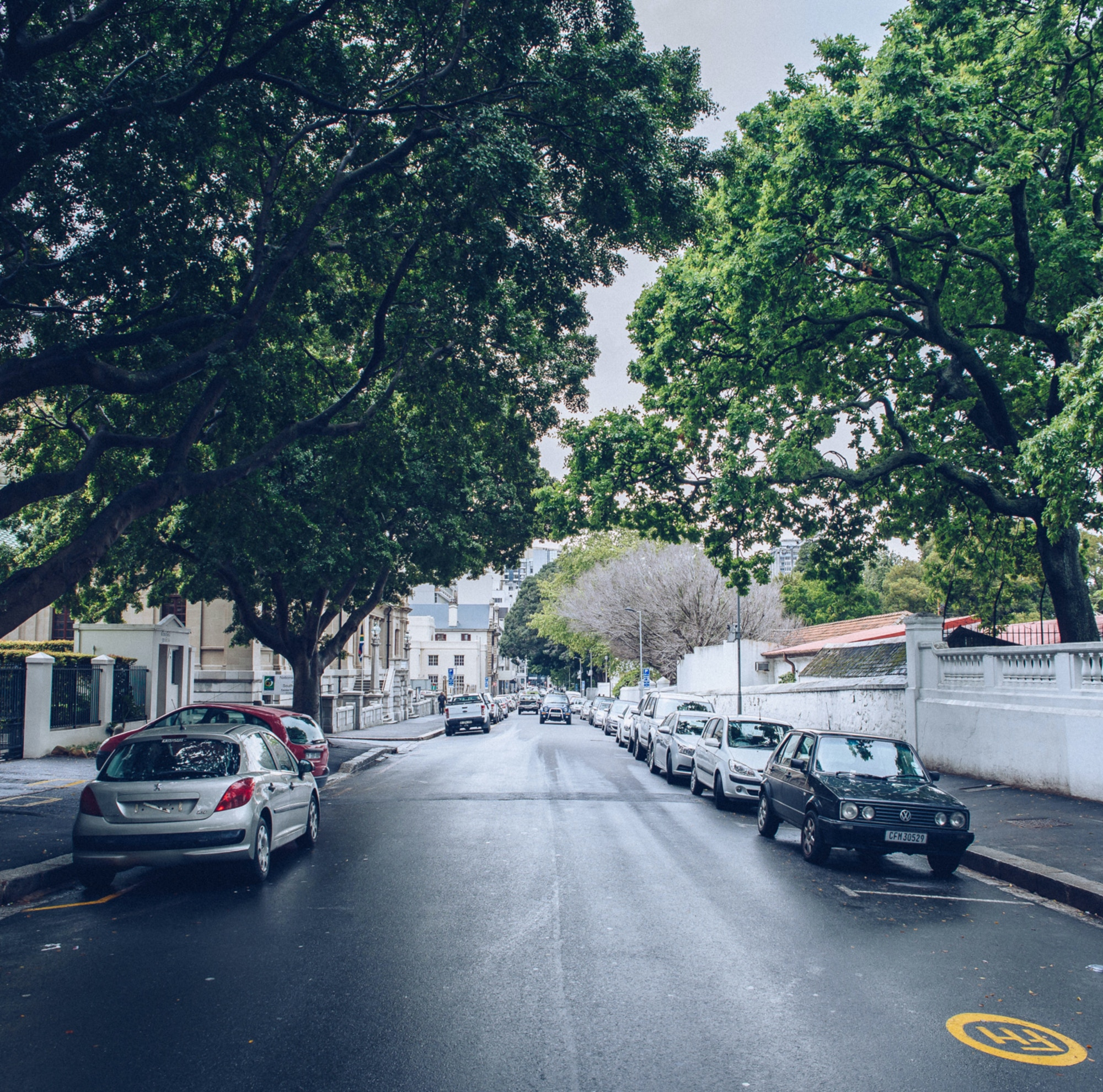 Street in the CBD