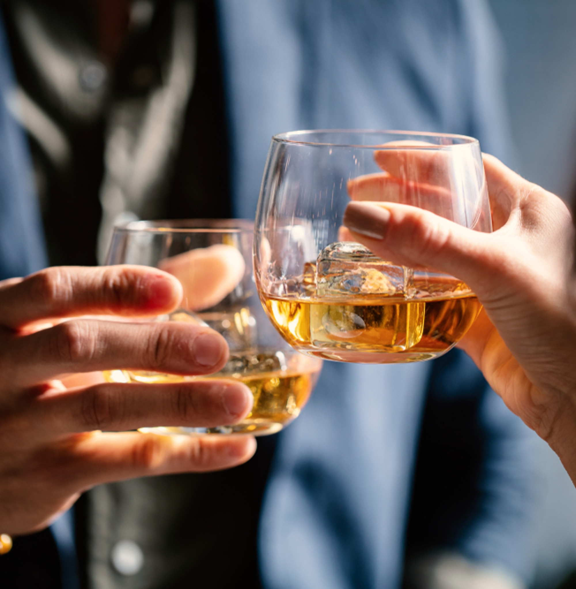 Whisky cheers