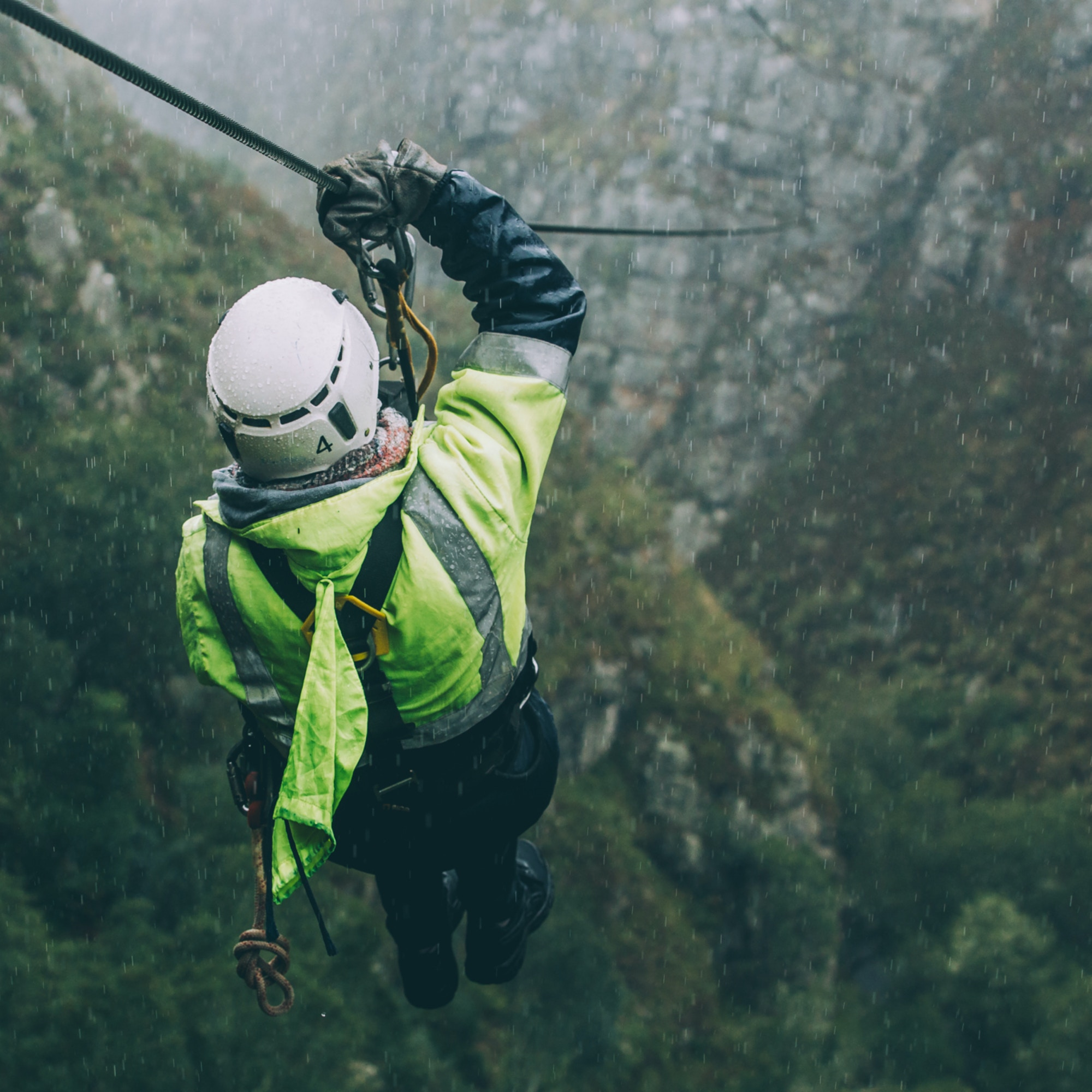 Ziplining adventure at Cape Canopy Tours in Elgin Valley discoverctwc