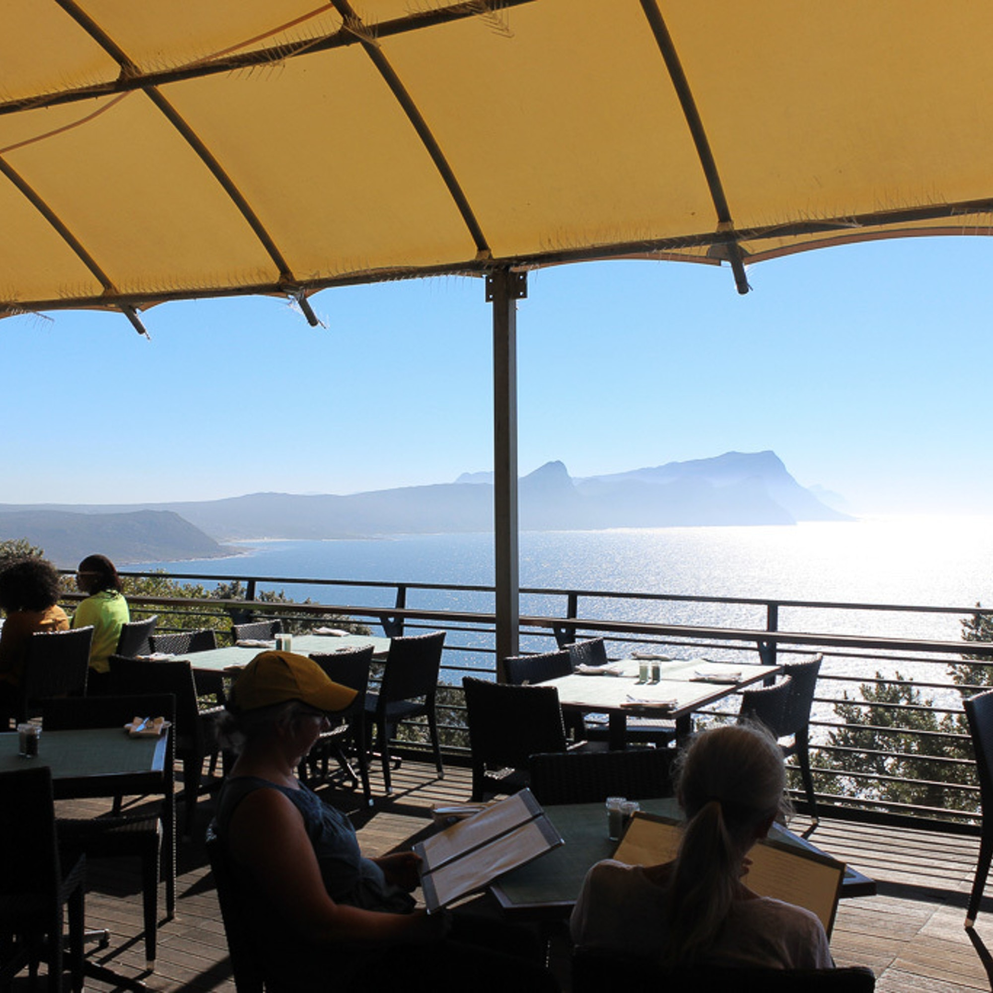 Two Oceans Restaurant Cape Point